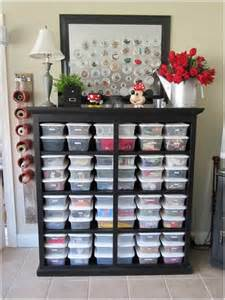 Craft Room Storage Ideas by 13 Clever Craft Room Organization Ideas For Diyers
