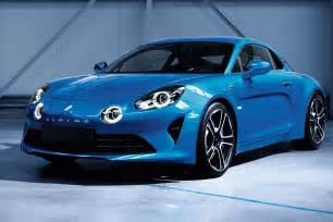 Alpine Renault New Renault Alpine A110 Production Car Ready For Geneva