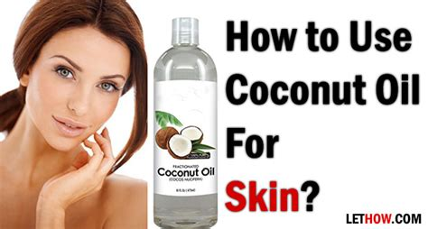 Does Coconut On Skin Detox by How To Use Coconut For Skin