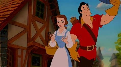 disney s beauty and the beast around the town chicago gaston will be tromping around in his boots at the new