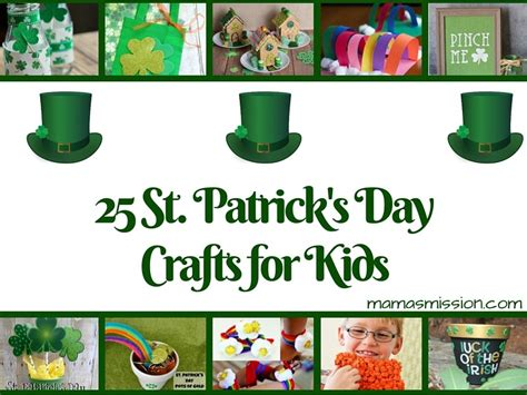 easy st s day 25 and easy st s day crafts for