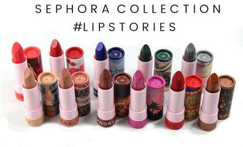 Lipstick Story sephora collection lipstories lipstick