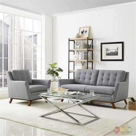 upholstered armchairs living room beguile 2pc upholstered loveseat armchair living room set expectation gray