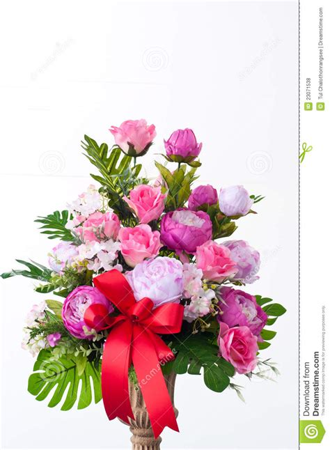 decorative flowers decorative flowers royalty free stock photos image 23071538