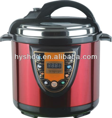 Microcomputer Electric Presure Cooker micro computer automatic electric rice cooker buy multi function cooker automatic electric