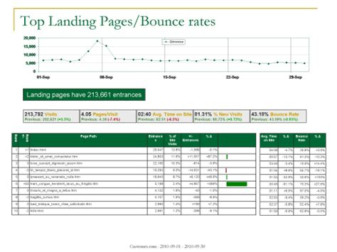 seo report templates word excel sles