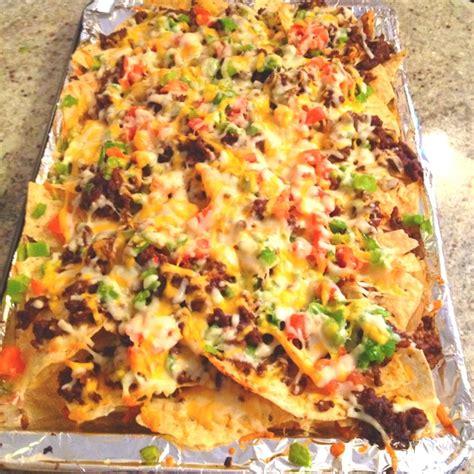 nachos supreme recipe nachos supreme