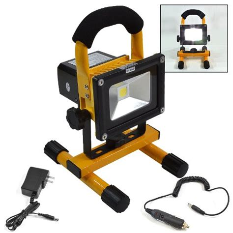 Brightest Led Work Light by Portable 10w Cob Type Bright Led Work Light