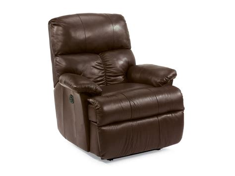 Flexsteel Sofa Recliners by Flexsteel Living Room Leather Power Recliner 399r 501m