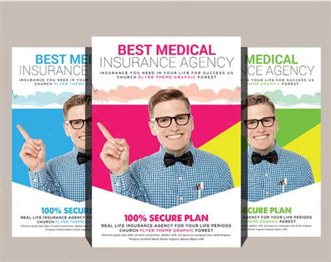 14 Insurance Flyer Templates Free Psd Ai Eps Format Download Free Premium Templates Health Flyer Template Free