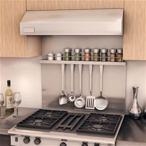 inoxia backsplashes delta real stainless steel