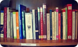 an experiment in minimalism tackling the bookshelf