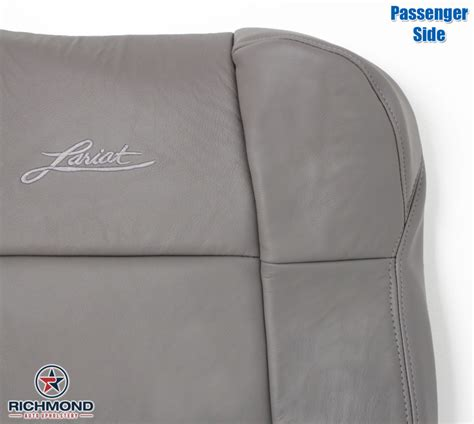 ford f150 replacement leather seat covers 2001 2002 ford f 150 lariat crew leather seat cover
