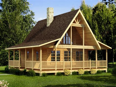 small log cabin home house plans small cabins and cottages