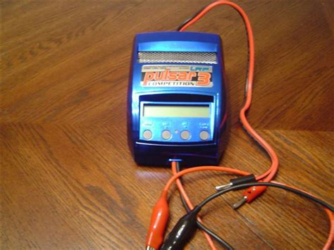 pulsar 3 charger lrp pulsar 3 lipo nimh nicd charger r c tech forums