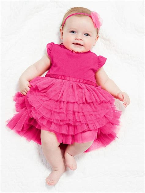 7 Sweet Dresses For Your Baby by Baby 02