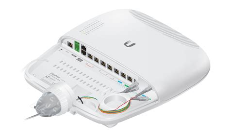 outdoor network ubiquiti ubnt edgepoint r8 outdoor network poe router fast