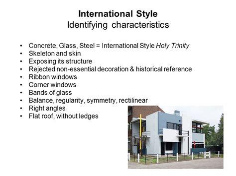 modern style architecture characteristics of modern architecture louis sullivan ppt