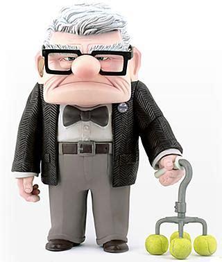 Up Film Grandpa | pixar s up toys are here curiosite