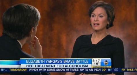elizabeth vargas drunk on 2020 20 20 anchor elizabeth vargas i am an alcoholic ny