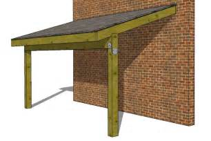 Oak Framed Car Port Woodwork How To Build A Lean To Off A Garage Pdf Plans