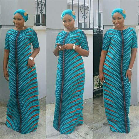 latest ankara long style gown http www dezangozone com 2016 10 lovely ankara stylish
