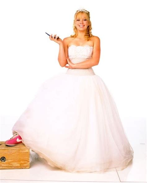The Story The Dress by Dress White Hilary Duff A Cinderella Story Lace