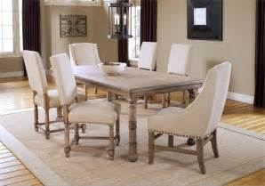 wood dining table set rustic dining room table sets