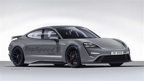 porsche mission e sketch 2021 porsche mission e gts review top speed
