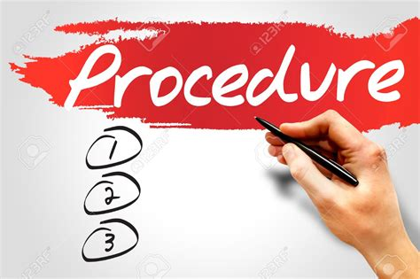 The Procedure list of synonyms and antonyms of the word procedure