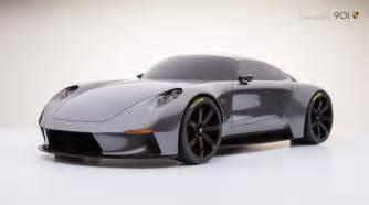 Porsche Concept Cars Porsche 901 Design Concept Reimagines The Iconic 911