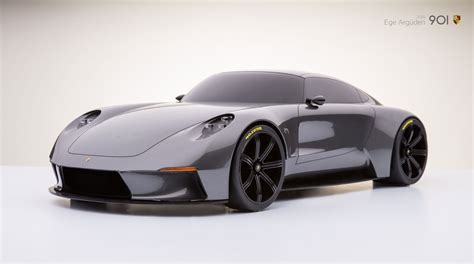 porsche prototype porsche 901 design concept reimagines the iconic 911