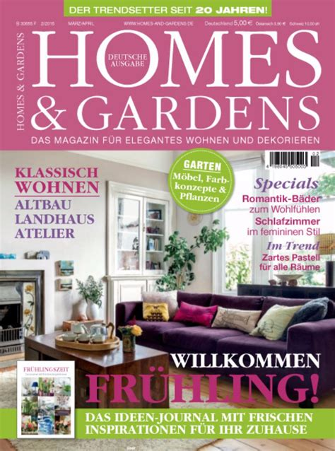 home design magazines the best german interior design magazines for home design