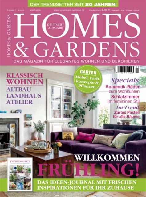 homes gardens germany