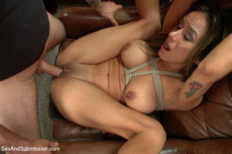 Nadia Styles Returns To Sex And Submission With Tommy Pistol In This Kinky Role Pichunter