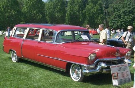 1955 Cadillac Station Wagon Half The Run 3 1955 Cadillac Broadmoor Skyview Wagon
