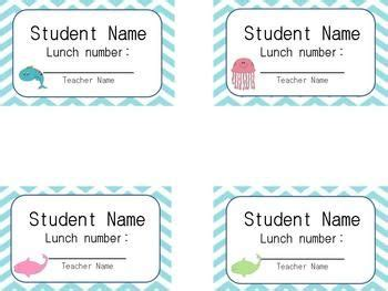 lunch card template with name and student number 23 best portfolio images on