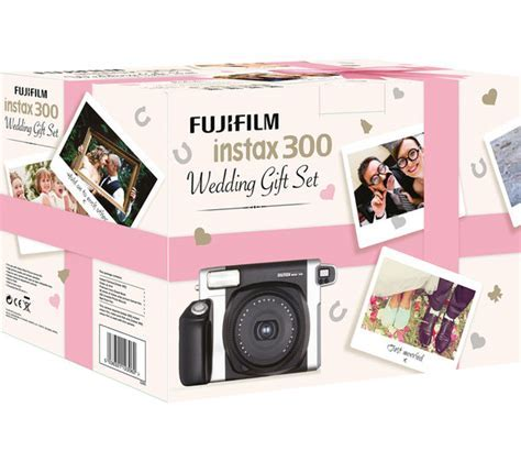 Buy FUJIFILM Instax WIDE 300 Instant Camera Wedding Bundle