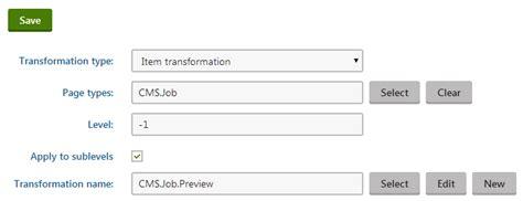 format date kentico transformation using hierarchical transformations kentico 10 documentation