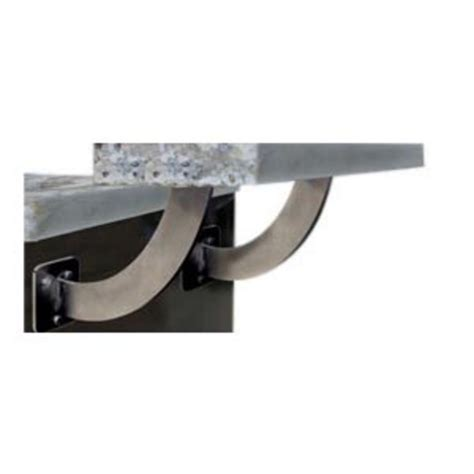 Floating Countertop Supports by Creating A Floating Countertop Or Breakfast Bar Is