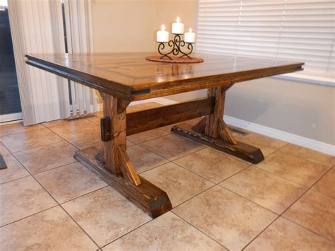 table diy rustic dining room tables modern large diy
