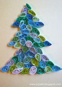 quilling natalizio tutorial biglietti natalizi 140 e pi 249 progetti la pappadolce