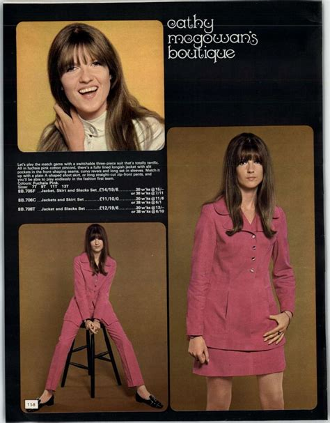 Mcgowan Is Self Absorbed by The 25 Best Cathy Mcgowan Ideas On Mods Style