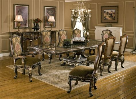 luxury dining room sets dining room sets chicago italian dining room furniture