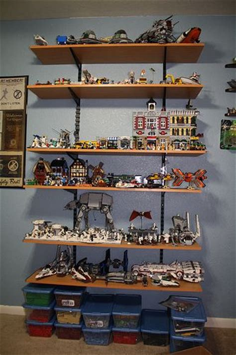 25 best ideas about lego display shelf on