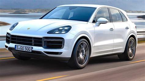Porsche Cayenne Videos by 2018 Porsche Cayenne Turbo Driving Video World Premiere