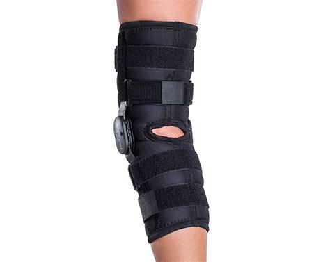 best knee braces best mcl knee brace