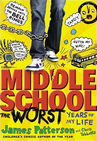 biography book for middle school book review middle school the worst years of my life