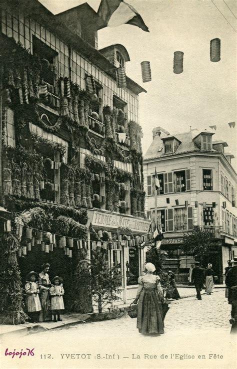 Rue De L Aude 14 by Yvetot 76 Seine Maritime Cartes Postales Anciennes