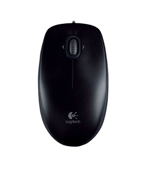 Mouse Logiteck B100 logitech b100 optical usb mouse buy logitech b100 optical usb mouse at low price in
